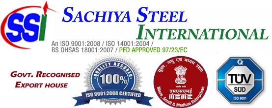 sachiya steel logo