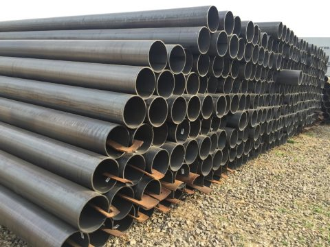 Mild Steel Round Pipe manufacturer India