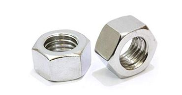 Stainless Steel Nuts Exporters Manufacturers Suppliers Dealers in Mumbai India