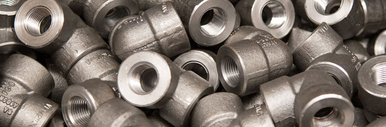 Industrial Stainless Steel Forged Fittings manufacturers in India