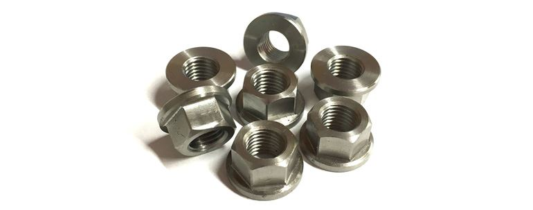 Flange Nuts Manufacturers Exporters Suppliers Dealers in Mumbai India