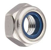 Nylock Nuts Manufacturers Exporters Suppliers Dealers in Mumbai India