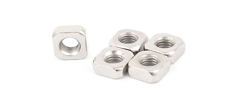 Square Nuts Manufacturers Exporters Suppliers Dealers in Mumbai India