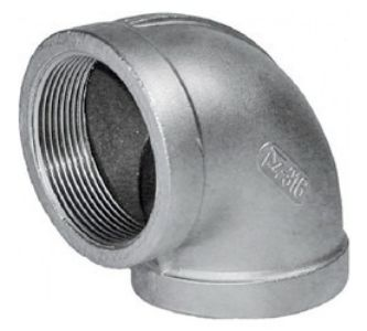 Stainless Steel Pipe Fitting Elbow Exporters in China
