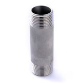 Stainless Steel Pipe Fitting Nipple Manufacturers in Mumbai India
