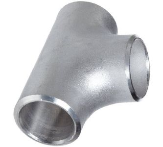 Stainless Steel Pipe Fitting 304h Tee Exporters in Brazil