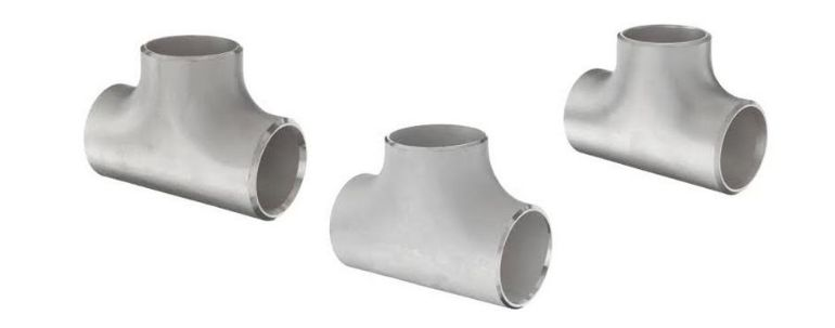 Stainless Steel Pipe Fitting 347h Tee manufacturers exporters in Canada