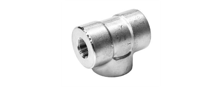 Stainless Steel Pipe Fitting 317 Tee manufacturers exporters in Mumbai India