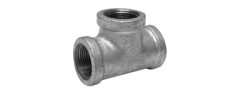 Stainless Steel Pipe Fitting 446 Tee manufacturers exporters in Mumbai India