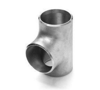 Stainless Steel Pipe Fitting 304h Tee Exporters in Mexico