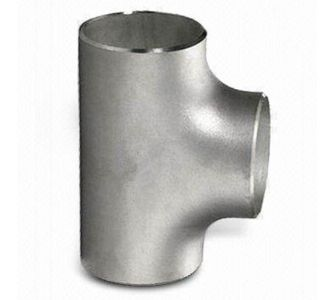 Stainless Steel Pipe Fitting 304h Tee Exporters in Saudi Arabia