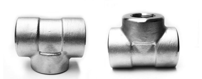 Stainless Steel Pipe Fitting 304h Tee manufacturers exporters in South Africa