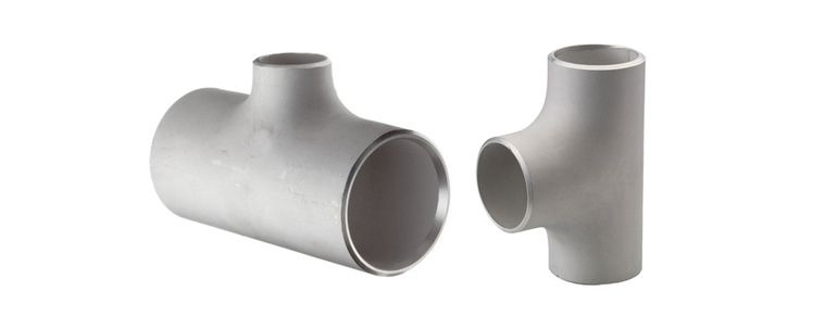 Stainless Steel Pipe Fitting 410 Tee manufacturers exporters in Sri Lanka