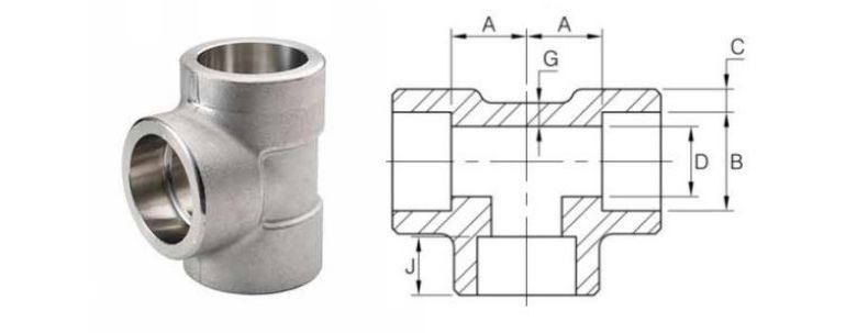Stainless Steel Pipe Fitting 304l Tee manufacturers exporters in Turkey
