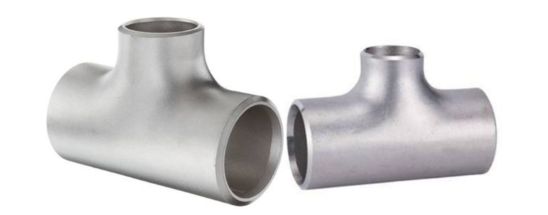 Stainless Steel Pipe Fitting 304 Tee manufacturers exporters in UAE