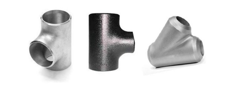 Stainless Steel Pipe Fitting 304h Tee manufacturers exporters in United States