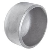 Stainless Steel Pipe Fitting End Caps Manufacturers Exporters Suppliers Dealers in Mumbai India