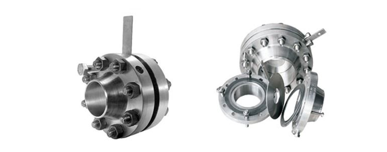 Stainless Steel Orifice Flanges Manufacturers Exporters in Mumbai India