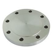 Stainless Steel Blind Flanges Manufacturers Exporters Suppliers Dealers in Mumbai India