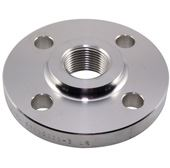 Stainless Steel Threaded Flanges Manufacturers Exporters Suppliers Dealers in Mumbai India