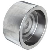 Stainless Steel Forged Caps Manufacturers in Mumbai India