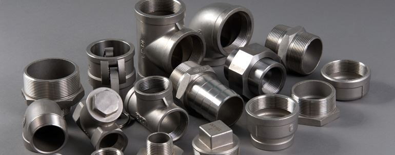 Stainless steel forged fittings manufacturers exporters in Mumbai India