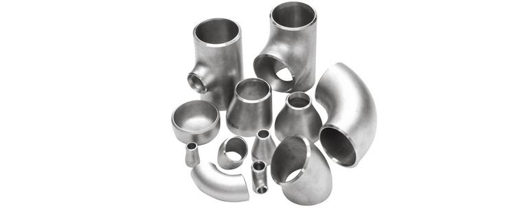 Stainless Steel Buttweld Fittings manufacturers exporters in Mumbai India
