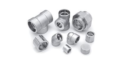 Stainless Steel Forged Fittings Exporters Manufacturers Suppliers Dealers in Hyderabad