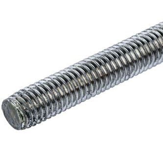 Zinc Plated Threaded Rod Exporters in Mumbai India