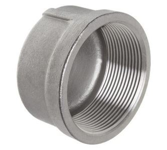 Stainless Steel Forged Caps Manufacturers Exporters Suppliers Dealers in Mumbai India