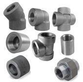 Stainless Steel Forged Fittings Manufacturers Exporters Suppliers Dealers in Mumbai India
